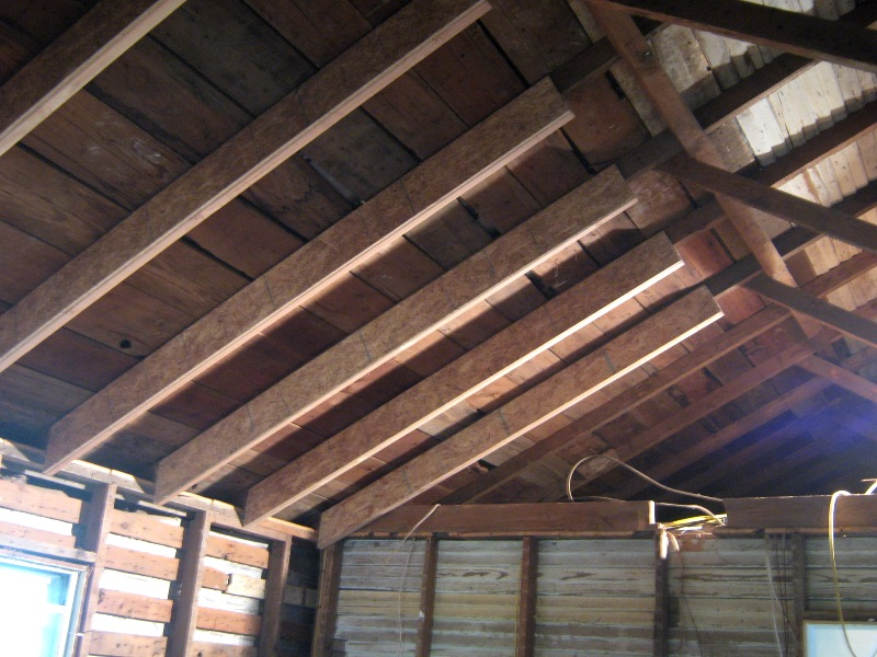How To Vault A Ceiling With Rafters Nakedsnakepress Com