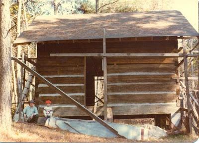 Itawamba Connections John Goodwin Swartz Myers Log Cabin