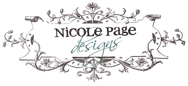 Nicole Page Designs Welcome Little One