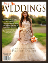 Featured Real Wedding in Pacific Weddings Magazine
