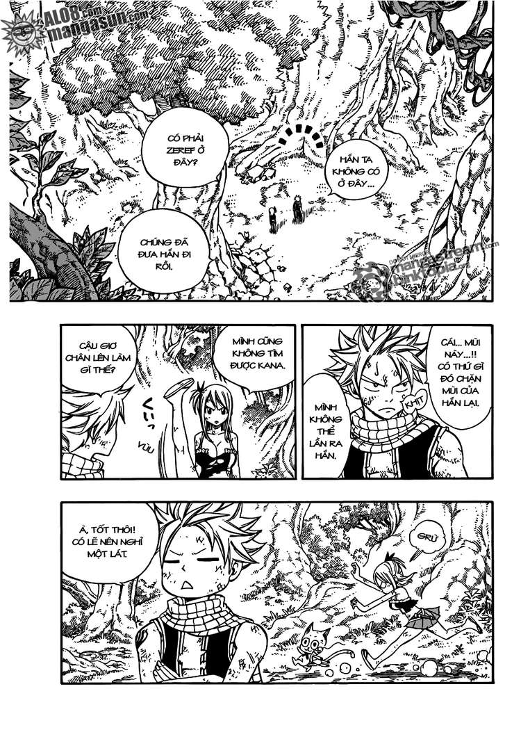 Fairy Tail chap 228 trang 6