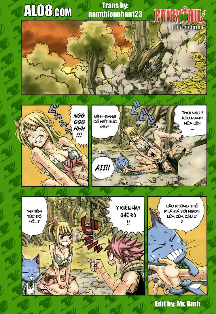 Fairy Tail chap 228 trang 2