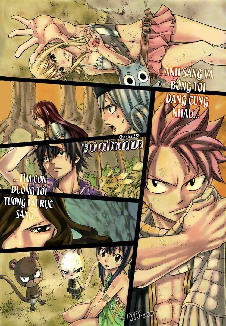 Fairy Tail chap 228 trang 3