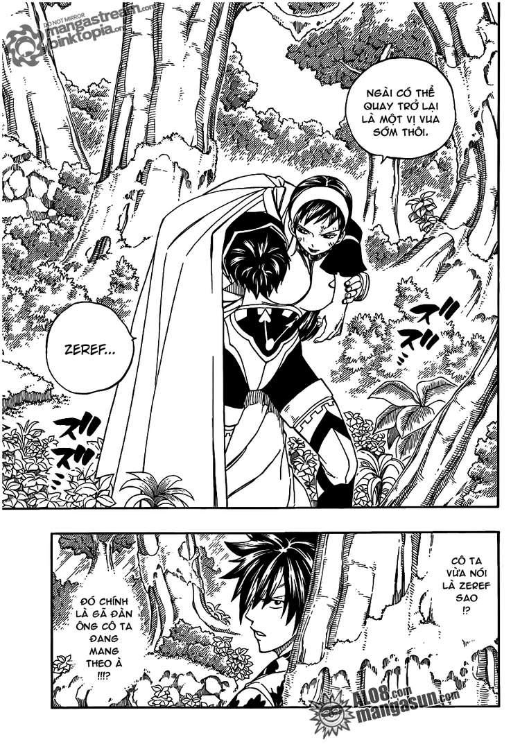 Fairy Tail chap 228 trang 12