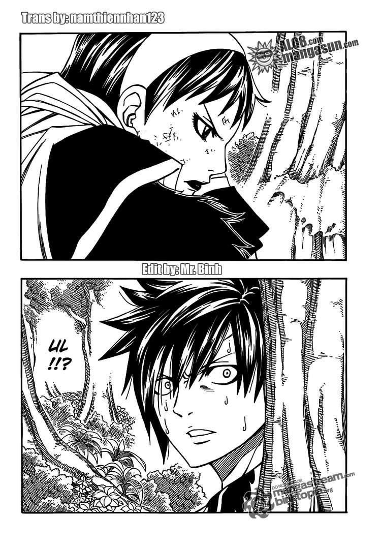 Fairy Tail chap 228 trang 13