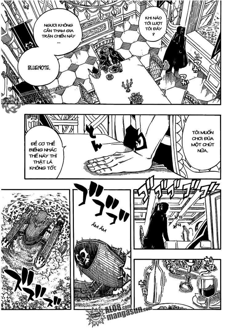 Fairy Tail chap 228 trang 16