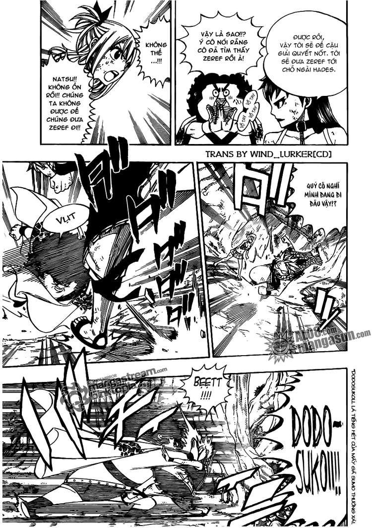 Fairy Tail chap 227 trang 3