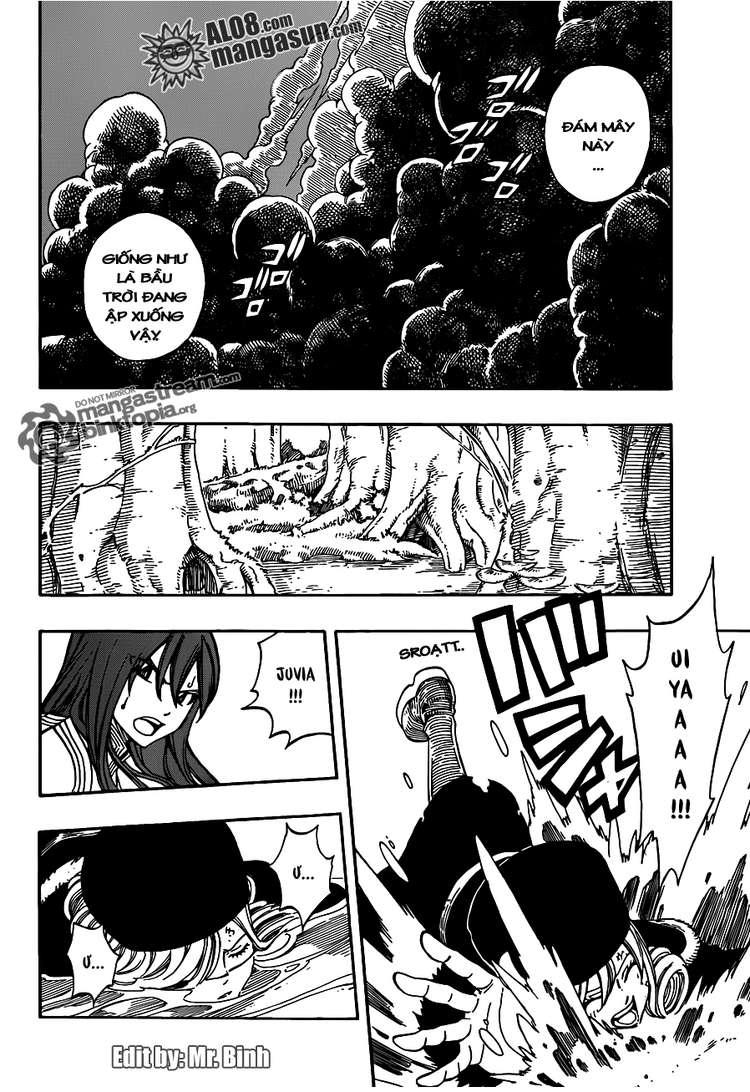 Fairy Tail chap 228 trang 26