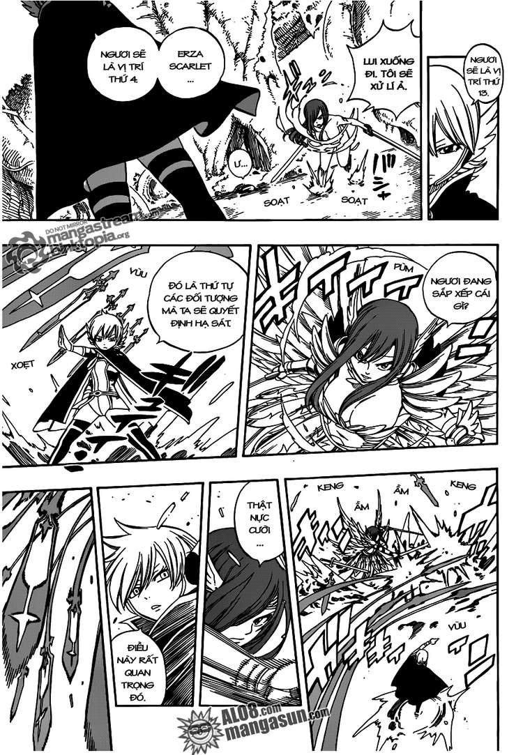 Fairy Tail chap 228 trang 27