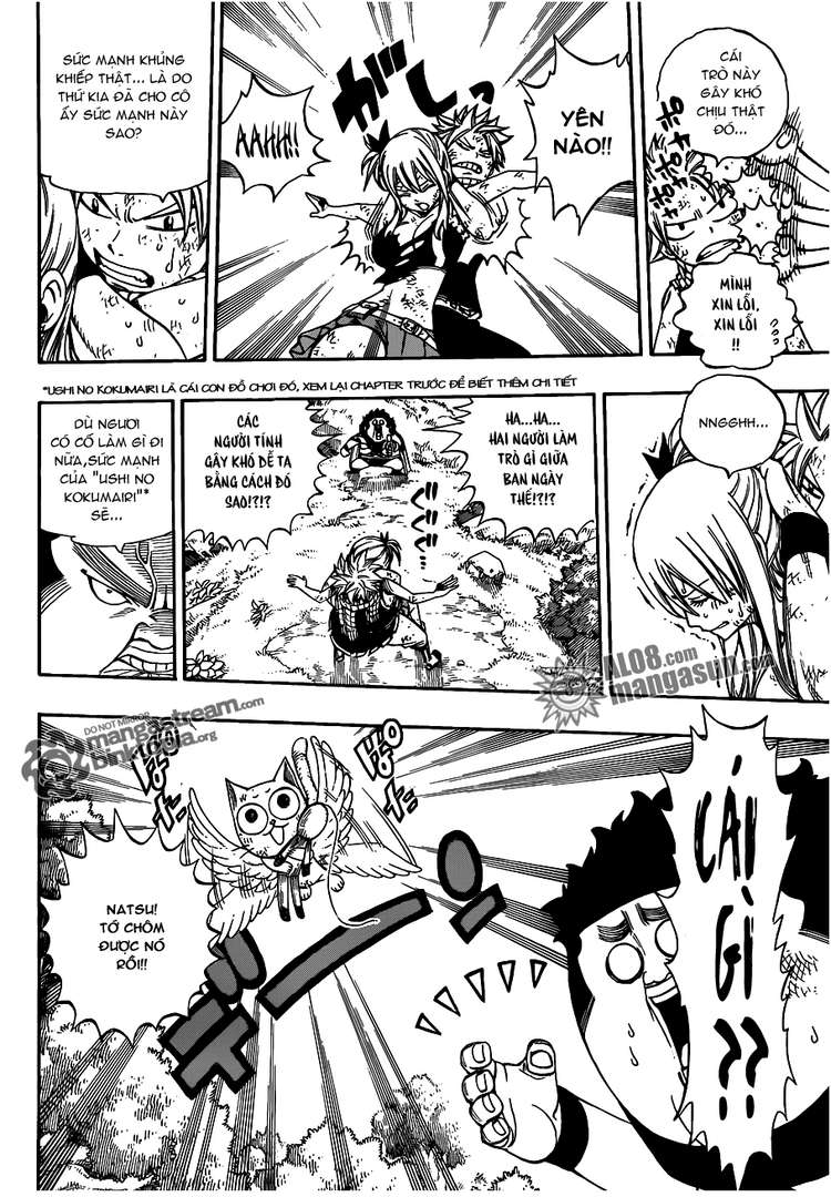 Fairy Tail chap 227 trang 8
