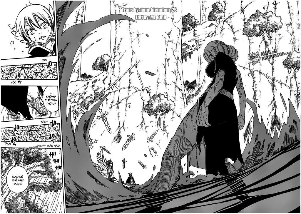 Fairy Tail chap 228 trang 32