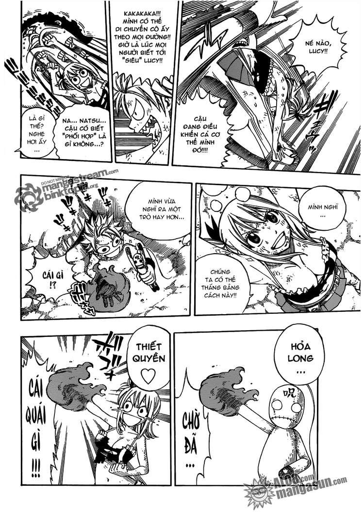 Fairy Tail chap 227 trang 16