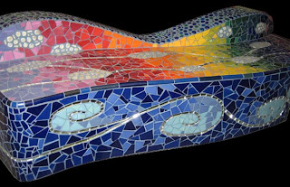 Kim Larson Art Mosaics More Not Your Grandmother S