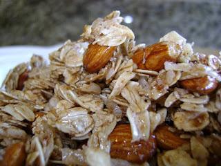 Chez Schaub Coconut Granola