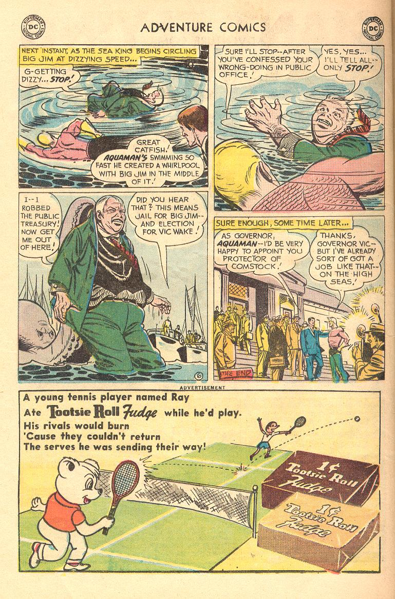 Read online Adventure Comics (1938) comic -  Issue #263 - 31