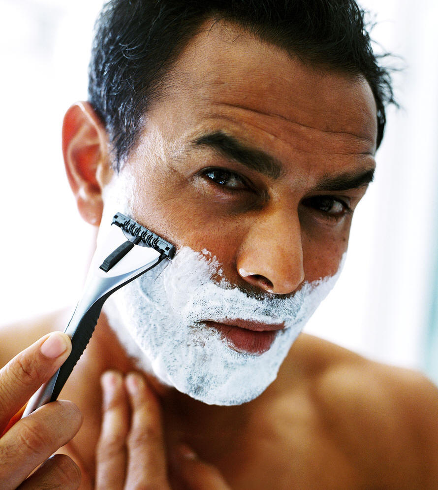 How To Shave Without Cutting Yourself