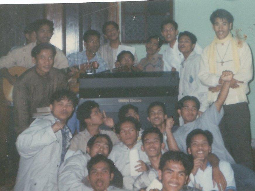 Rekam Jejak Probatorium 1993 - Retret