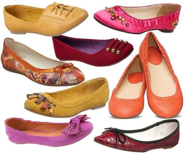 Black Satin Flats Womens Shoes