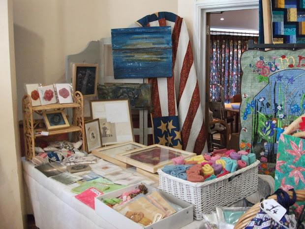 Hardy Quilters Osmington Art & Craft Show