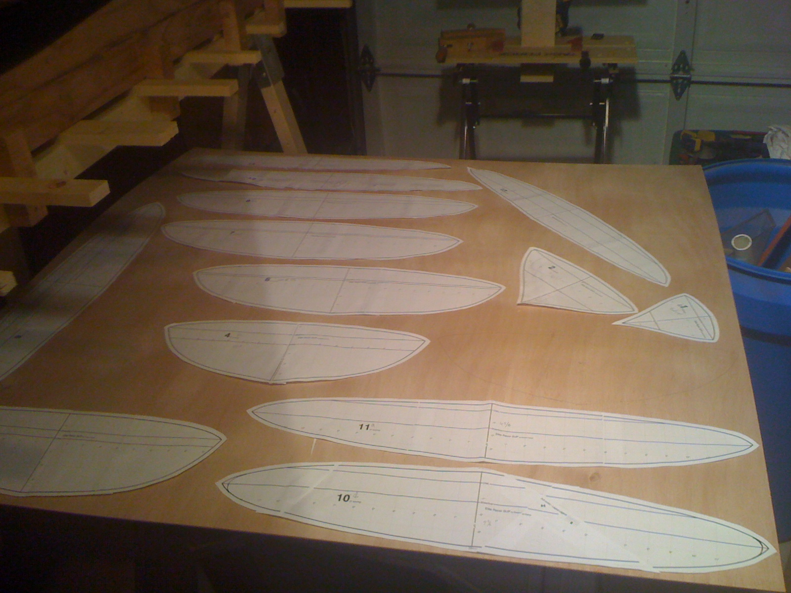 Wood Soul Craft Building A Hollow Wooden Sup