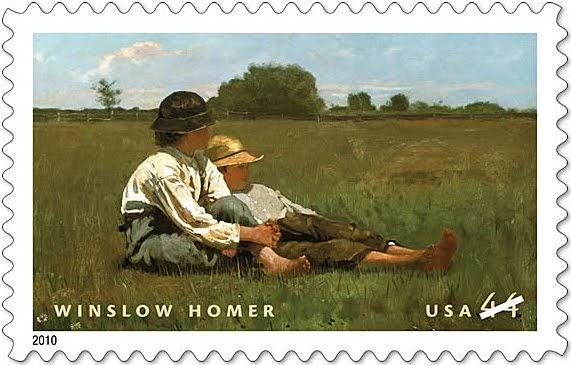 Biography of Winslow Homer