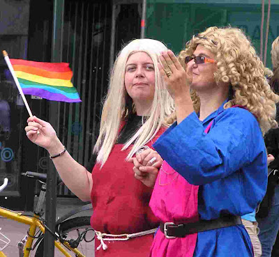 Gay Pride Parade (2): The Symbols