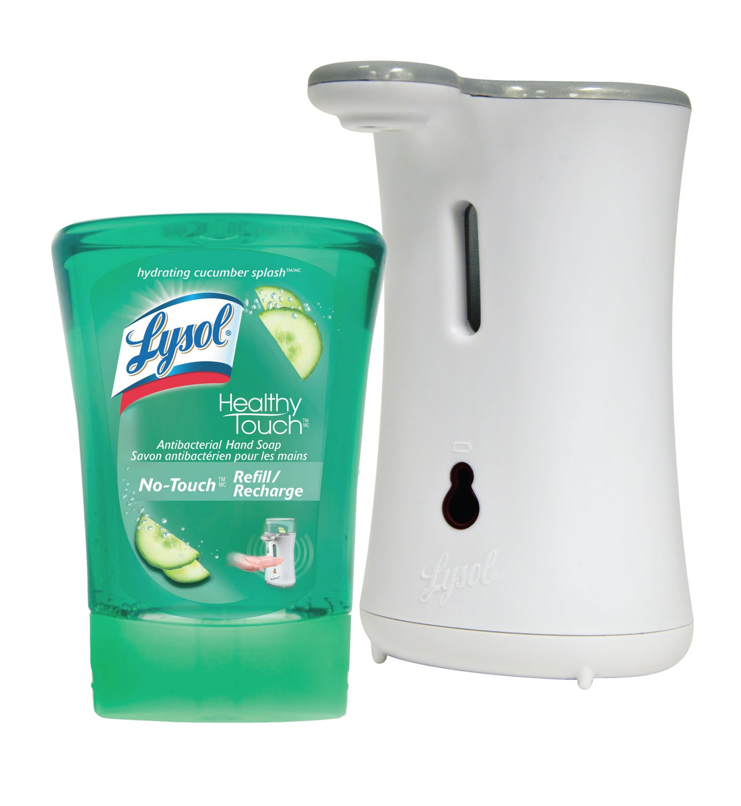 Lysol No Touch Hand Soap System Mommy Kat And Kids