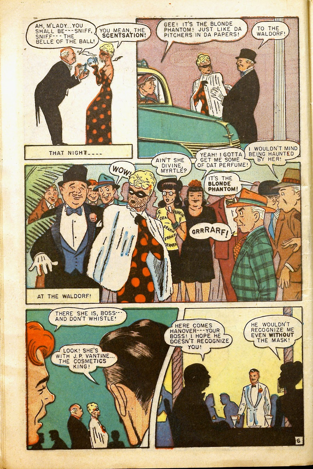 Read online Millie the Model comic -  Issue #2 - 8