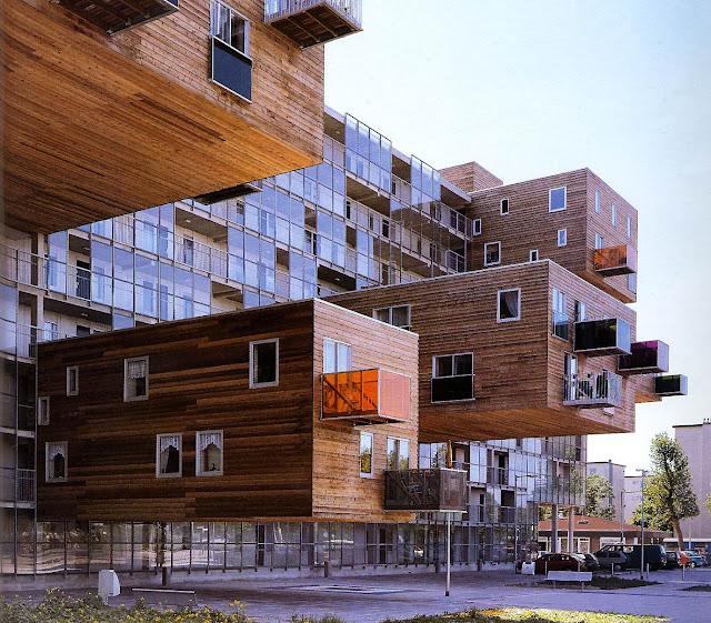 San Antigua Apartments: Sevilla Arquitectura: Conferencia MVRDV