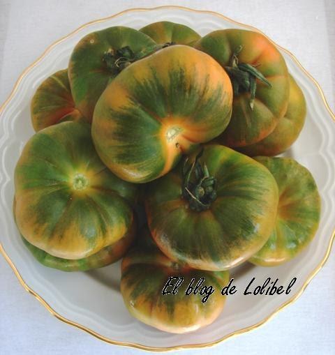 Ajoblancoblog tomate raf - El tiempo en muchamiel ...