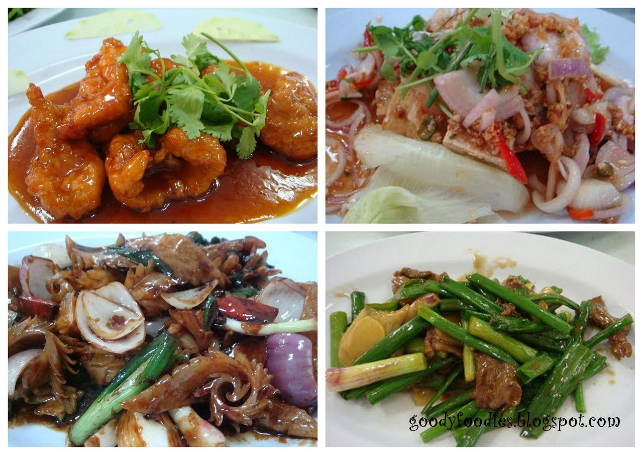 Good Food In Cheras Area