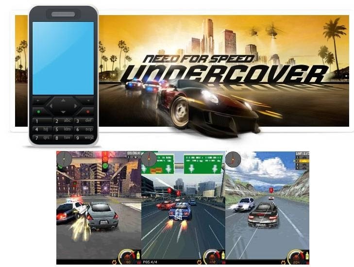 Download Game Nfs Undercover 3d Java - sevensub