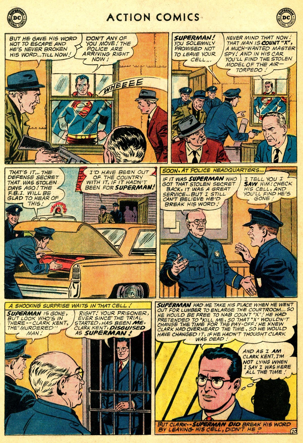 Read online Action Comics (1938) comic -  Issue #301 - 12
