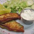 Low Carb Batter Fried Fish