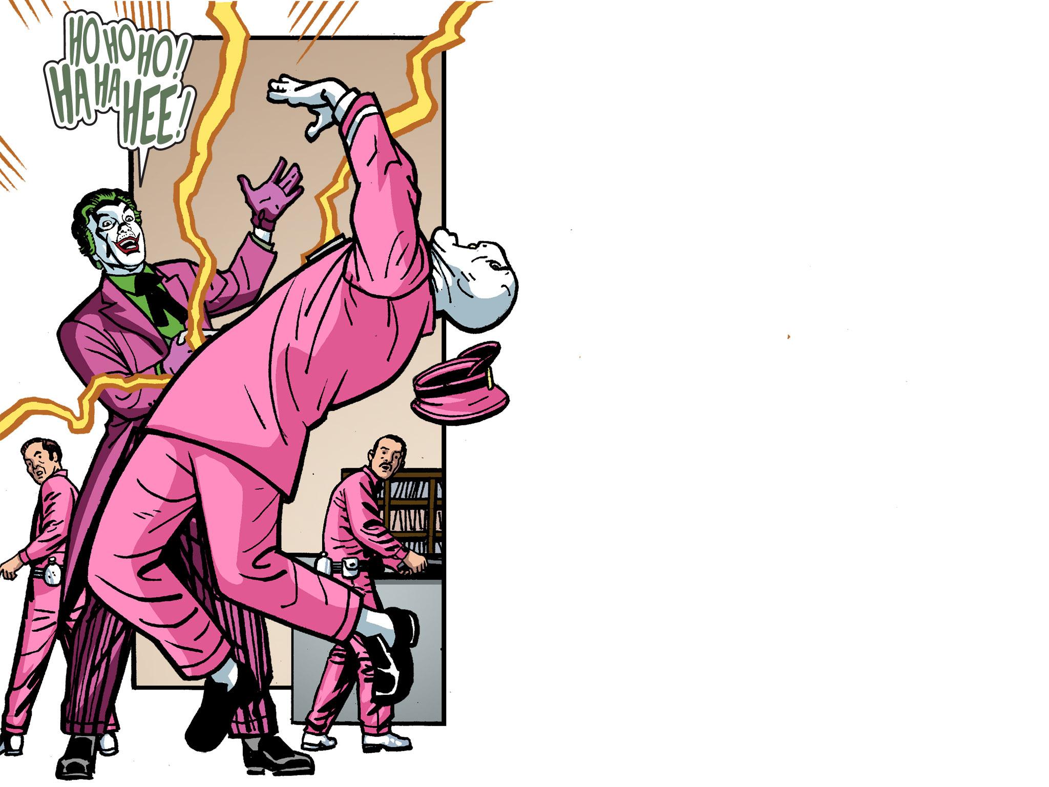 Read online Batman '66 Meets the Green Hornet [II] comic -  Issue #4 - 21