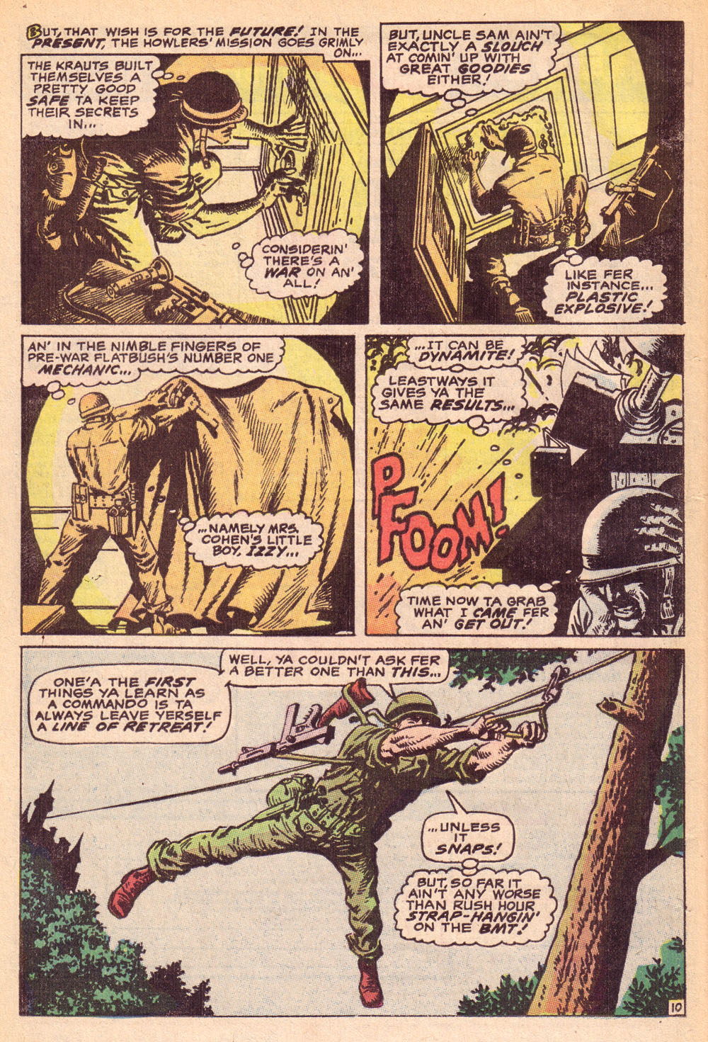 Read online Sgt. Fury comic -  Issue #74 - 16