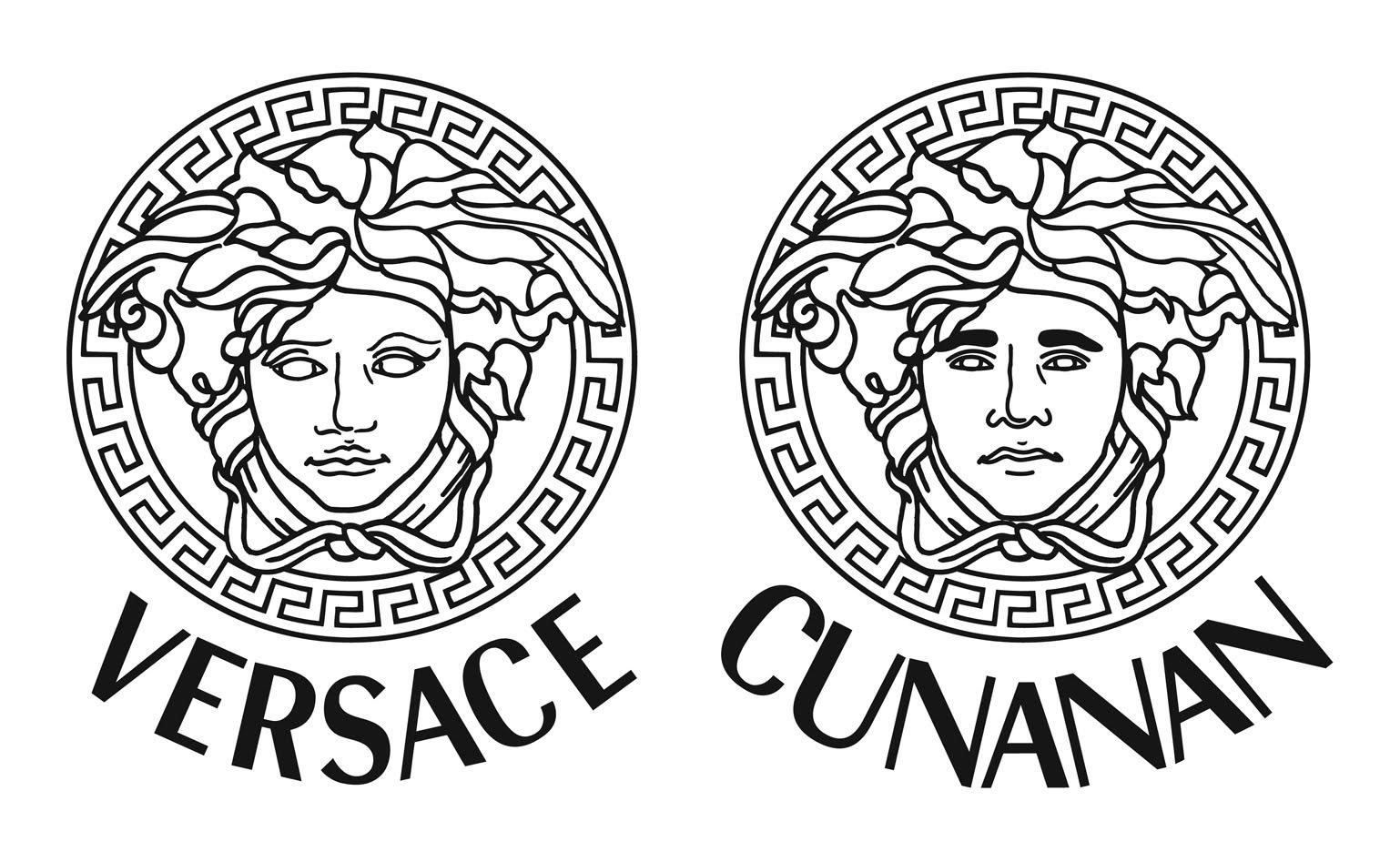 d47691365a81 Versace   Cunanan T-shirt