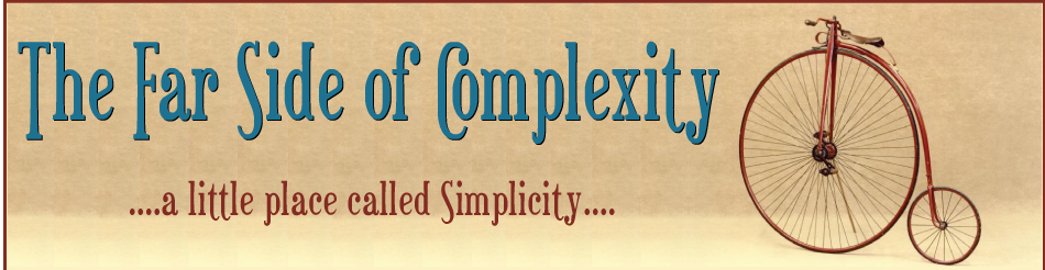 The Far Side Of Complexity