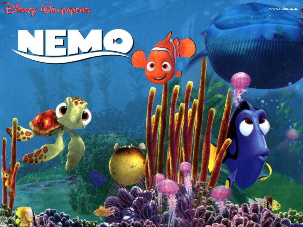 Finding Nemo D Animasi Hd Wallpaper: Finding Nemo Wallpaper Desktop