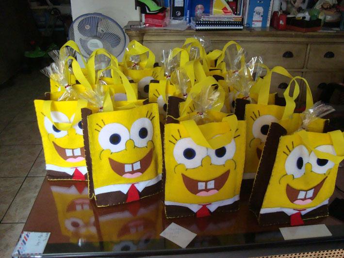 Felt O Felt Sponge Bob For Jojo
