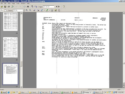 Medical Billing and Coding - Procedure code, ICD CODE : Medicare EOB