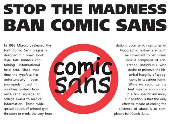 silly sans font the press comic sans so not 7192