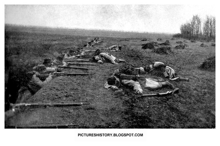 the death of a country through trenches of warfare By historynet staff 7/25/2014 • drafts, gear military science develops so rapidly in times of actual war that the weapons of today soon is (sic) discarded and something better taken up—a ttributed to a german agent in rotterdam in 1915 news stories.