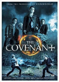 sleep walker: The Covenant, Twilight and 50 Cent