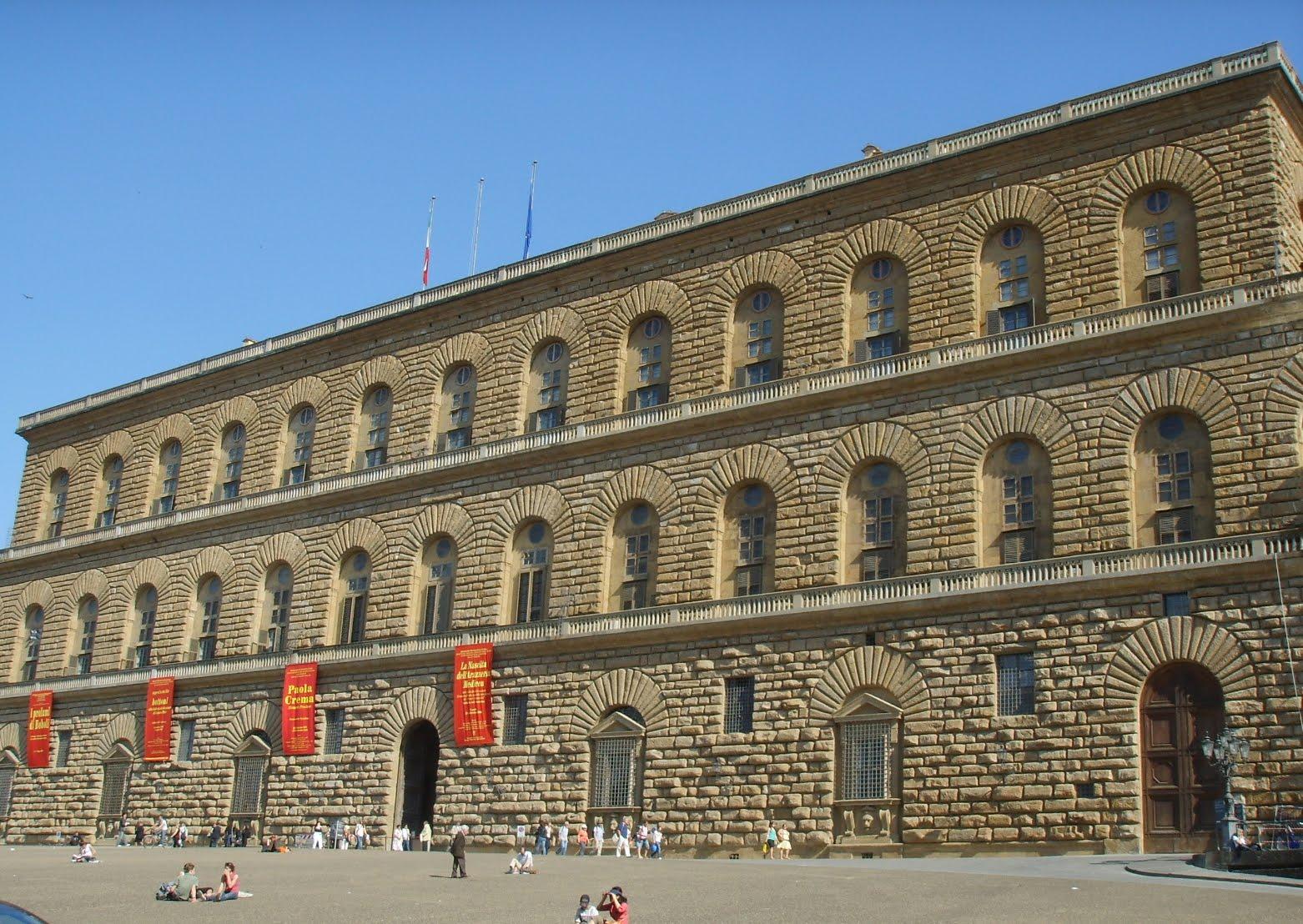 Students for centro unesco di firenze onlus palazzo pitti for Palazzo pitti