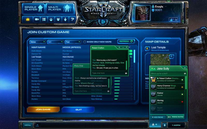 Starcraft 2 Battlenet Crack