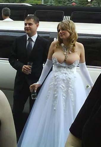 Hot: Foto-Foto Pernikahan yang Super Vulgar++