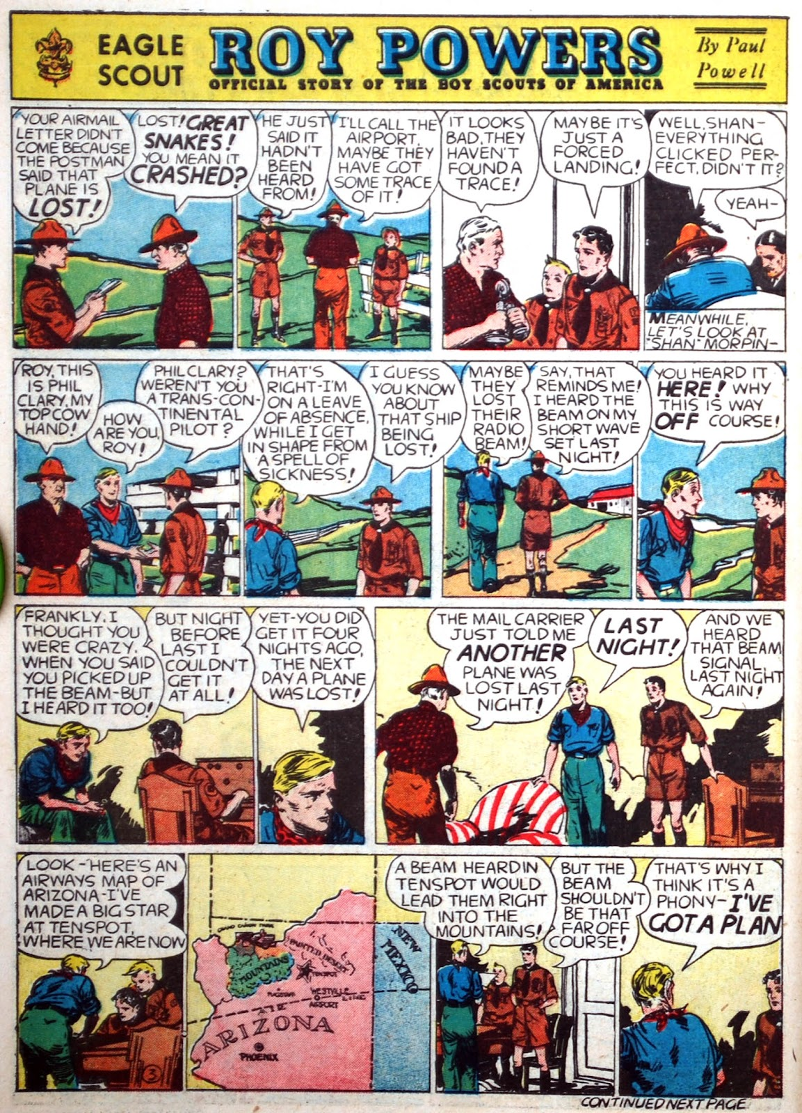 Read online Famous Funnies comic -  Issue #75 - 8