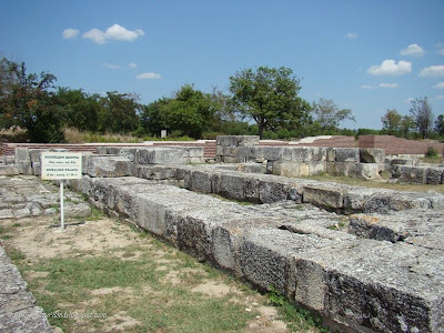 Жилищен дворец ( 9 - нач. на 11 век)