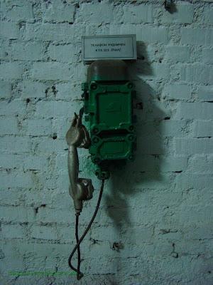 рудничен телефон